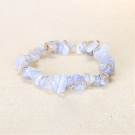 Blue Lace Agate Chips